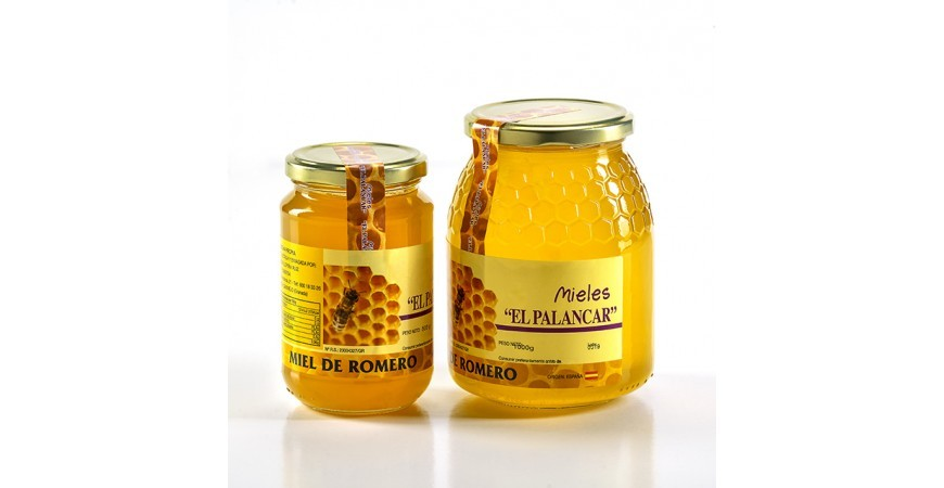 ¿Cuáles son los beneficios de la miel de romero?